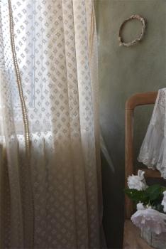 shabby rose onlineshop curtain gardinen gardinenschal voile landhausschal t llschal. Black Bedroom Furniture Sets. Home Design Ideas