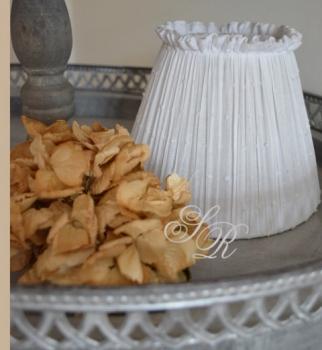 Shabby rose onlineshop lampenschirm lampenschirm shabby for Schwedische wohnaccessoires