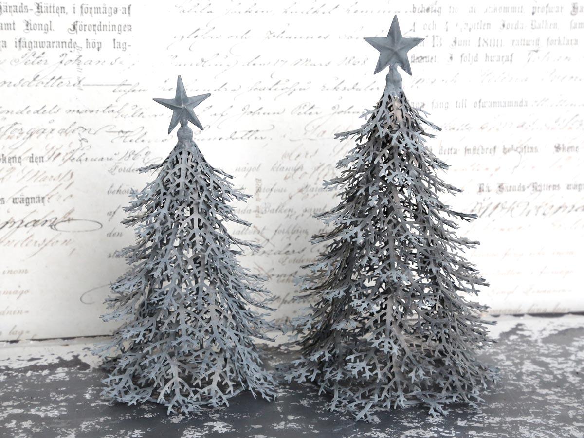 Shabby rose onlineshop chic antique zinkbaum - Weihnachtsbaum antik ...