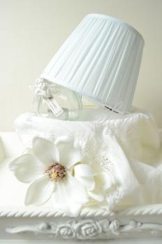 shabby rose onlineshop lampenschirm lampen lampe lene. Black Bedroom Furniture Sets. Home Design Ideas