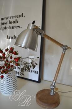 shabby rose onlineshop lene bjerre tischlampe anna leselampe leselampe wohnaccessoires. Black Bedroom Furniture Sets. Home Design Ideas