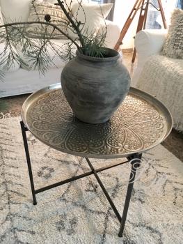 shabby rose onlineshop beistelltisch table tabletttisch indiantable jolipa boho shabby chic. Black Bedroom Furniture Sets. Home Design Ideas