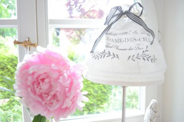 shabby rose onlineshop lampenschirm notre dame. Black Bedroom Furniture Sets. Home Design Ideas