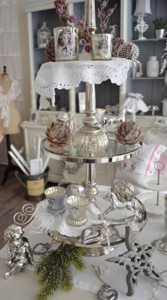 shabby rose onlineshop lene bjerre engel silber serafina lene bjerre engelchen shabby chic. Black Bedroom Furniture Sets. Home Design Ideas