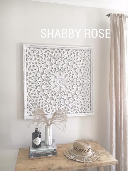 Shabby rose onlineshop wanddekoration wandbehang affari - Wanddekoration shabby chic ...